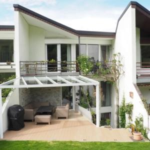 Terrassendach Sonderform